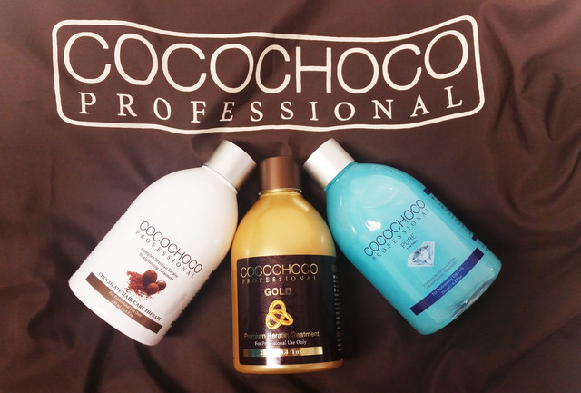 Косметика для волосся cocochoco
