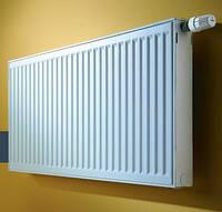 Радіатори опалення. Сталеві радіатори опалення Emko 500 х 500 11 тип. Сталеві панельні радіатори.