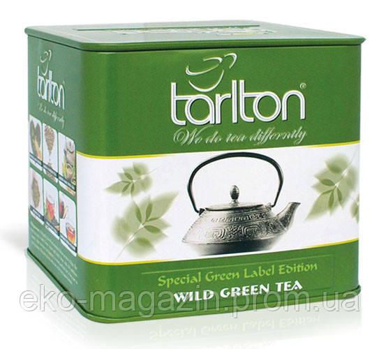 Чай Wild Green Tea (Дикий чай) 200гр, ж/б