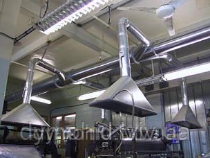 Новинка!!! Вентиляційні системи з нержавіючої сталі для промисловості від виробника