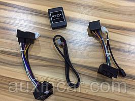 MP3 usb aux Bluetooth адаптер WEFA для штатной магнитолы BMW
