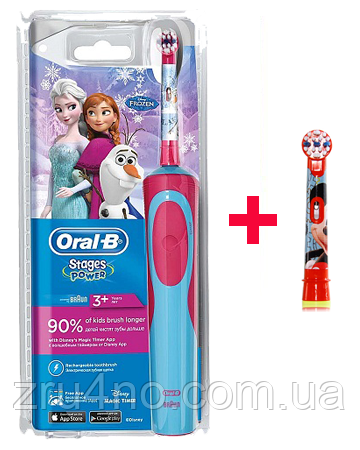 Oral-B D12. 513 Stages Power