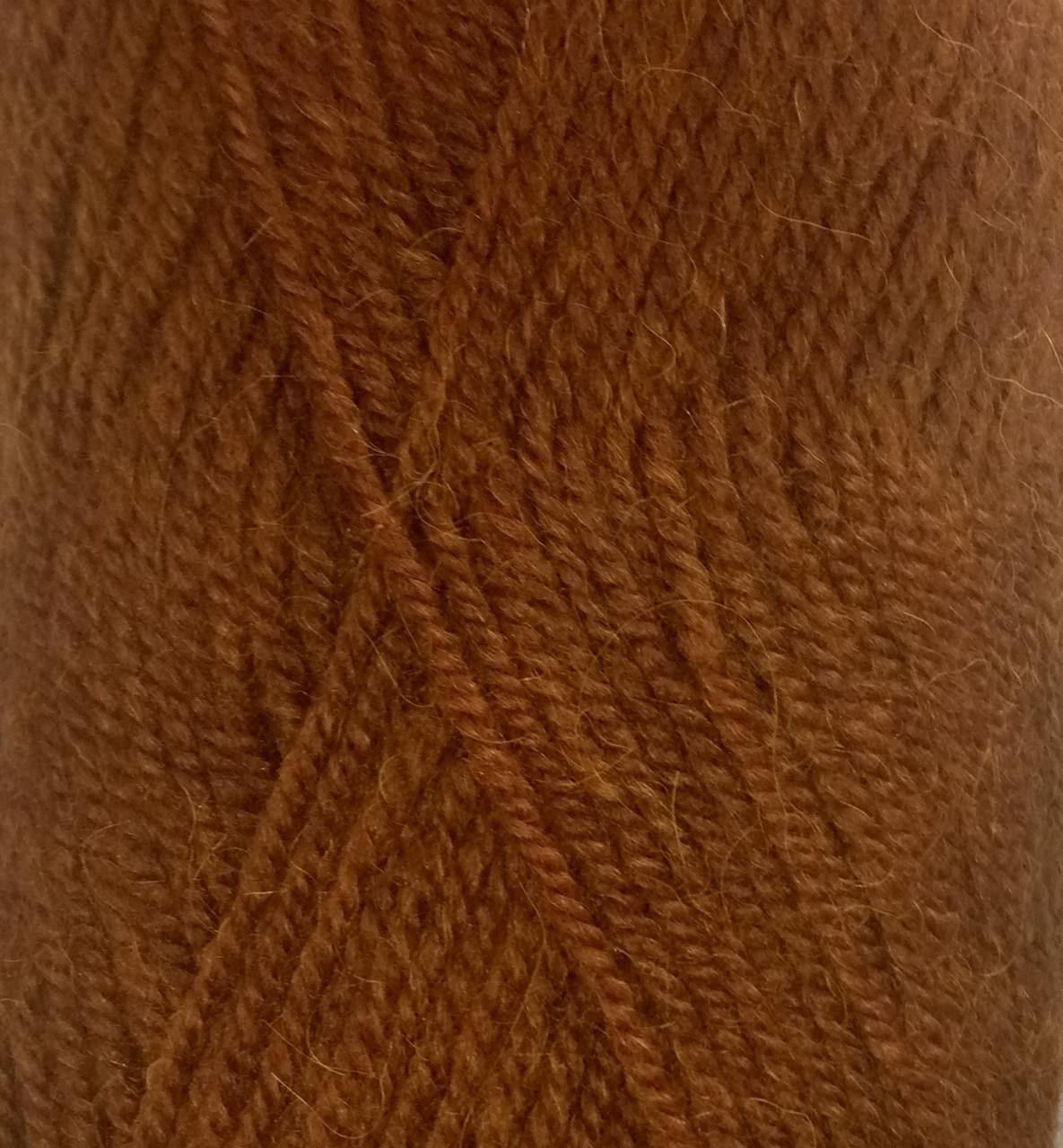 Пряжа для вязания Альпака роял ALIZE кирпич меланж 690