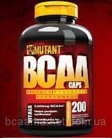 PVL Mutant BCAA, caps 200, фото 1