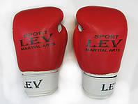Боксерские перчатки Лев (комби) 10оz