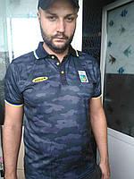 Футболка Bosco Sport Украина Оригинальная ПОЛО Polo Камуфляж  в стиль милитари