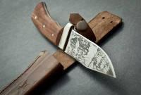 Охотничий нож Тотем Охота 50х14мф