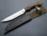 Охотничий нож Тотем Олень, фото 1