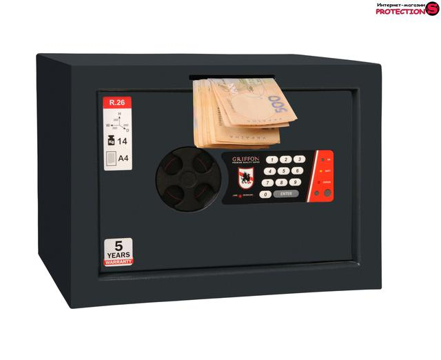 депозитный сейф для выручки фото