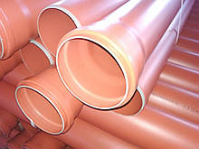 Труба каналізаційна 110 мм х 2,7 мм зовнішня