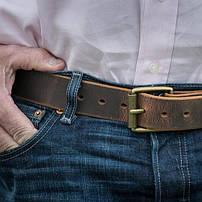 Ремни джинсовые