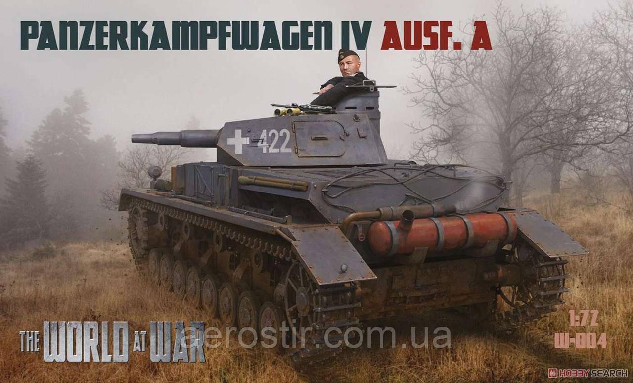Panzer IV, Ausf. A  1/72 IBG  W004