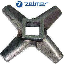 Нож для мясорубки Zelmer 8 Односторонний (ОРИГИНАЛ) 86.3107