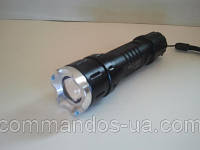 Підствольний надпотужний ліхтарик Bailong BL - QC 8492 Police 3000W, фото 1