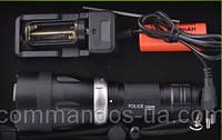 Ліхтарик для дайвінгу Bailong BL-8766-T6 12000W, фото 1