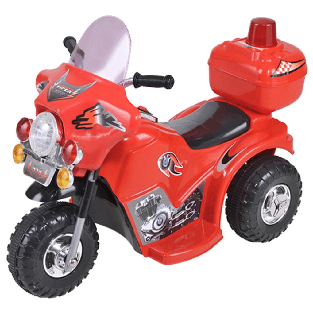 Электромобиль мотоцикл Т-723 RED