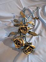 Кованые эксклюзивные цветы для подарка