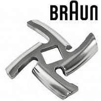 Нож для мясорубки Braun 67000899 оригинал