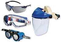 Защитные очки и защитные экраны