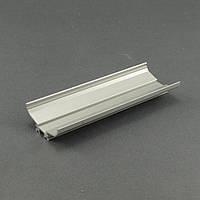 Профиль для светодиодной ленты накладной-угловой