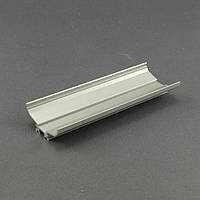 Профиль для светодиодной ленты накладной-угловой (3 метра, цена указана за 1 метр)