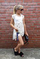 Шорты белые джинсовые для девочек купить киев, фото 1