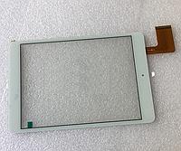Оригинальный тачскрин / сенсор (сенсорное стекло) для Explay Trend 3G (белый цвет, тип 2, самоклейка)