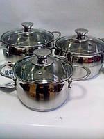 Набор посуды 6 предметов Lessner 55863