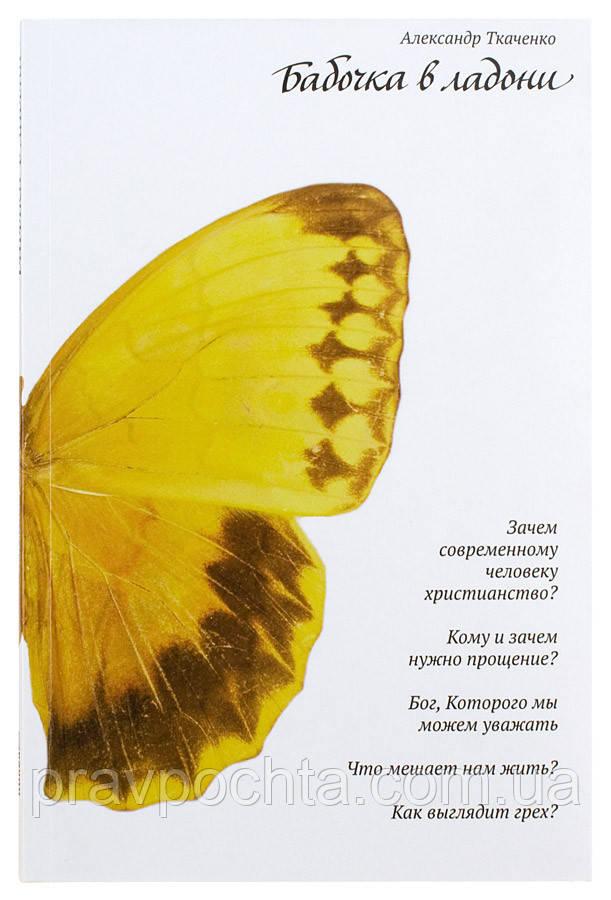 Бабочка в ладони. Зачем современному человеку христианство? Александр Ткаченко
