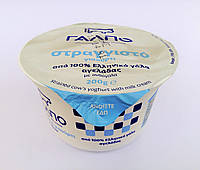Йогурт греческий отжатый 10%