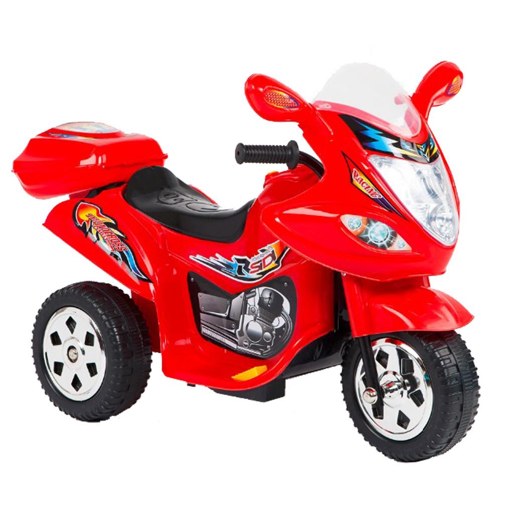 Электромобиль мотоцикл T-7217 RED