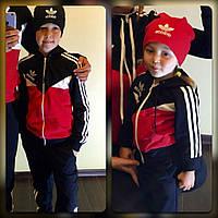 Костюм спортивный детский Adidas копия (К10988)