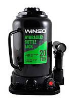 Домкрат гідравлічний WINSO (бутилочний) 20т, 190/350мм