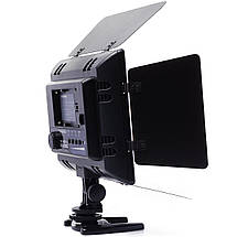 Yongnuo YN300 II  LED светодиодный накамерный видеосвет (3200K-5500K), фото 2