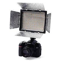 Yongnuo YN300 II  LED светодиодный накамерный видеосвет (3200K-5500K), фото 3