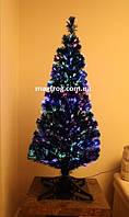 LED елка переливается цвет