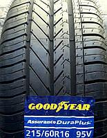 Шины 215/60 R16 95V Goodyear Assurance DuraPlus