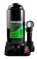 Домкрат гідравлічний WINSO (бутилочний) 5т, 195/380мм