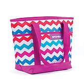Пляжная сумка Spokey Acapulco pink (original) Польша, термосумка