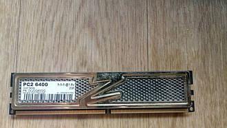 Оперативная память пк GOLD DDR2-800 2048MB PC2-6400 Vista Upgrade (б/у)