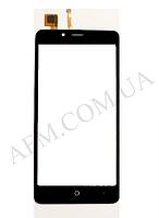 Сенсор (Touch screen) Ergo B501 чёрный