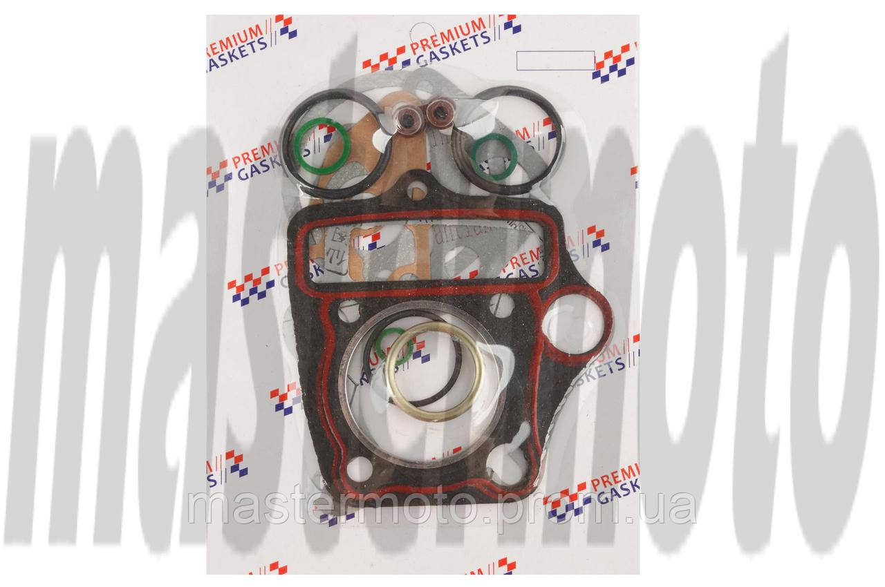 Прокладки цилиндра для китайского мопеда Дельта, Альфа 70сс. (Ø47mm)