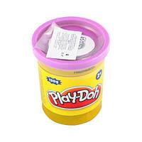 Масса для лепки сиреневая, баночка 130 гр, Play-Doh