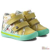 Ботинки для девочки жёлтые (25 размер) Bartek 5904699446581 1cac209a68129