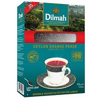 Чай Черный Крупнолистовой Dilmah 100 гр