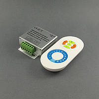 Диммер для LED ленты 12А радиоуправление сенсорное, фото 1