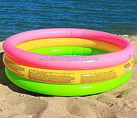 Бассейн надувной для детей Intex 58924