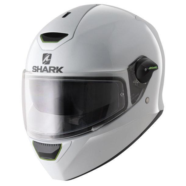 Шлем Shark Skwal Blank р.XL, белый