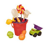 Набор для игры с песком и водой Манго (9 предметов), Вattat