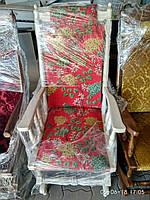 Кресло- качалка деревянное с механизмом устойчивости.Цена за 1 штуку.